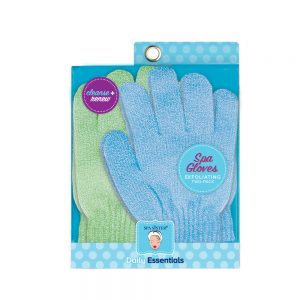 exfoliating gloves golden standard spray tans